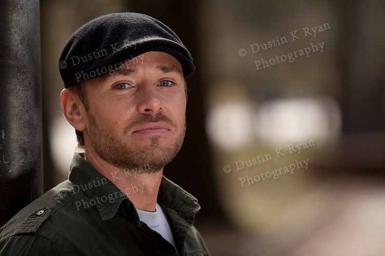 Jeremy Gingerich Male Portrait