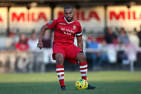 Lewwis Spence of Hornchurch during Hornchurch vs Margate, BetVictor League Premier Division Football at Hornchurch Stadium on 13th August 2019