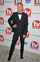 Antony Cotton at the TV Choice Awards 2018, The Dorchester Hotel, Park Lane, London, England, UK, on Monday 10 September 2018.<br /> CAP/CAN<br /> &copy;CAN/Capital Pictures