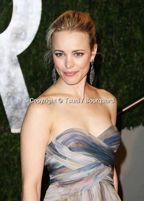 09_ Rachel McAdams _09   -<br /> Vanity Fair After Oscars Party In Los Angeles.