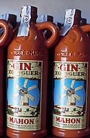 ESP, Spanien, Balearen, Menorca, Mahon Gin | ESP, Spain, Balearic Islands, Menorca, Mahon Gin
