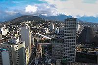RIO DE JANEIRO, RJ, 31 JULHO 2012 - VISTA AEREA DO CENTRO DO RIO- Vista aerea do Centro do rio de janeiro,nesta terca-feira, dia 31, no centro do rio.(FOTO:MARCELO FONSECA / BRAZIL PHOTO PRESS).