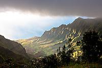 Kololau Valley, Kauai