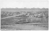 Panorama of Del Norte before WWI.<br /> Del Norte, CO  ca. 1915-1918