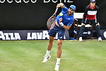11.06.2019, Tennisclub Weissenhof e. V., Stuttgart, GER, Mercedes Cup 2019, ATP 250, Gael MONFILS (FRA) [5] vs Steve JOHNSON (USA) <br /> <br /> im Bild Steve JOHNSON (USA) <br /> <br /> Foto © nordphoto/Mauelshagen