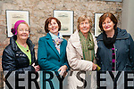 Mark Leen Concert: Attending thr Mark Leen - DJ Curtin concert at St. John's Arts Centre, Listowel on Thursday night last were Maeve O'Brien, Margaret Murphy, Betty Beasley & Mary Dillon.
