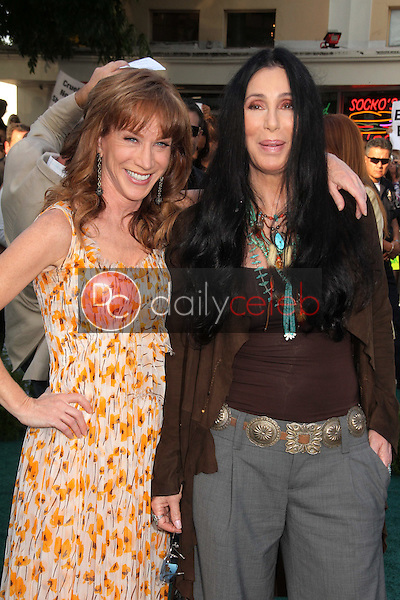 Kathy Griffin, Cher<br /> at the &quot;Zookeeper&quot; Premiere, Regency Village Theater, Westwood, CA. 07-06-11<br /> David Edwards/DailyCeleb.com 818-249-4998