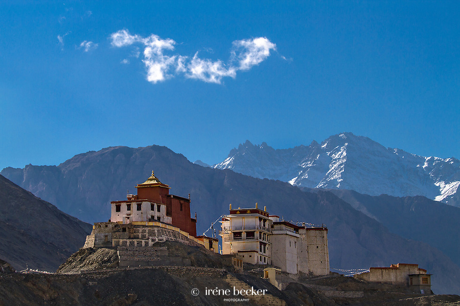 Themisang Monastery, Jammu and Kashmir,  India
