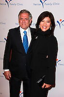 Les Moonves, Julie Chen<br />