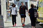 EXCLUSIVE PHOTOS - 04.07.2014., Varazdin, Croatia - Former coach of the German handball team Heiner Brand walked through the city streets.<br /> <br /> Foto &copy;  nph / PIXSELL / Marko Jurinec
