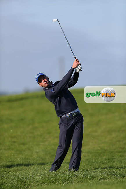 RICARDO SANTOS (POR) during Round Three at the 2013 ISPS Handa Wales Open from the Celtic Manor Resort, Newport, Wales. Picture:  David Lloyd / www.golffile.ie