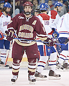 Chris Collins - The University of Massachusetts-Lowell River Hawks defeated the Boston College Eagles 6-3 on Saturday, February 25, 2006, at the Paul E. Tsongas Arena in Lowell, MA.