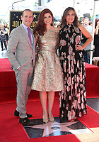 05 October 2017 - Hollywood, California - Debra Messing, Mariska Hargitay. Debra Messing Honored With Star On The Hollywood Walk Of Fame. <br /> CAP/ADM/FS<br /> &copy;FS/ADM/Capital Pictures