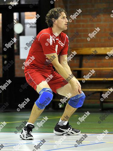 2010-08-26 / Volleybal / seizoen 2010-2011 / VC Mortsel /  Danny Maris..Foto: Mpics
