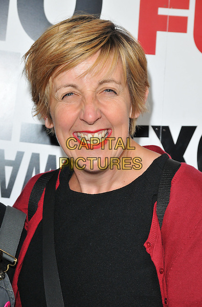LONDON, ENGLAND - JULY 07: Julie Hesmondhalgh attends the &quot;The Play That Goes Wrong&quot; LAMDA gala performance, Duchess Theatre, Catherine St., on Tuesday July 07, 2015 in London, England, UK. <br /> CAP/CAN<br /> &copy;CAN/Capital Pictures