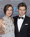 Keira Knightley and James Righton<br />  attends The 20th ANNUAL CRITICS&rsquo; CHOICE AWARDS held at The Hollywood Palladium Theater  in Hollywood, California on January 15,2015                                                                               &copy; 2015 Hollywood Press Agency
