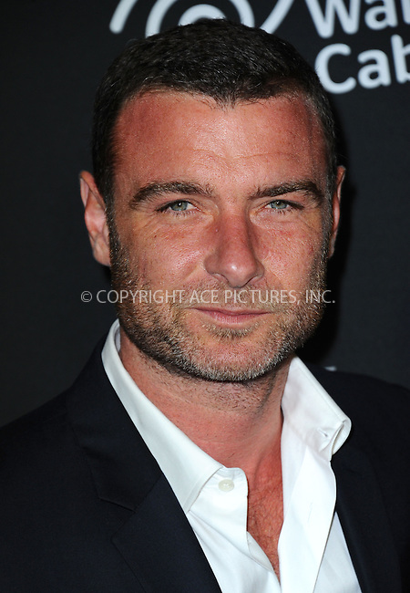 WWW.ACEPIXS.COM<br /> <br /> June 25 2013, LA<br /> <br /> Liev Schreiber arriving at a screening of 'Ray Donovan' at DGA Theater on June 25, 2013 in Los Angeles, California<br /> <br /> By Line: Peter West/ACE Pictures<br /> <br /> <br /> ACE Pictures, Inc.<br /> tel: 646 769 0430<br /> Email: info@acepixs.com<br /> www.acepixs.com