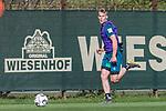 10.04.2019, Trainingsgelaende am Weserstadion, Bremen, GER, 1.FBL, Training SV Werder Bremen<br /> <br /> im Bild<br /> Felix Beijmo (Werder Bremen #02), <br /> <br /> Foto © nordphoto / Ewert