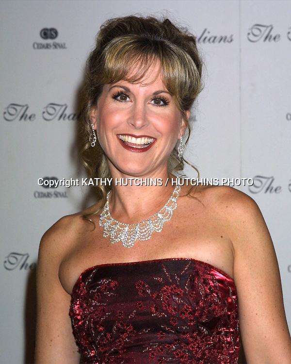 ©2003 KATHY HUTCHINS / HUTCHINS PHOTO.Thalians Ball 2003.Century City, CA  .October 11, 2003..Jodi Benson