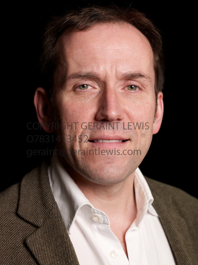 Ben Miller,actor director and commedian  at The Oxford Literary Festival 2011 in Christchurch,  Oxford UK. CREDIT Geraint Lewis