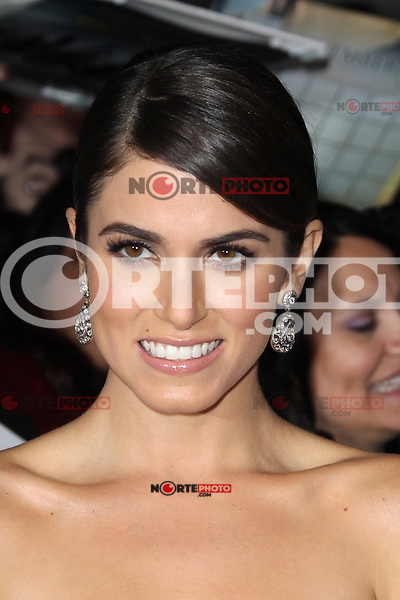 LOS ANGELES, CA - NOVEMBER 12: Nikki Reed at the premiere of Summit Entertainment's 'The Twilight Saga: Breaking Dawn - Part 2' at the Nokia Theatre L.A. Live on November 12, 2012 in Los Angeles, California. Credit: mpi29/MediaPunch Inc. /NortePhoto