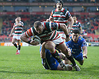 161112 Leicester Tigers v Newport Gwent Dragons