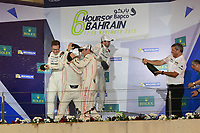 #2 PORSCHE TEAM (DEU) PORSCHE 919 HYBRID LMP1 ROMAIN DUMAS (FRA) NEEL JANI (CHE) MARC LIEB (DEU) WORLD CHAMPION LMP1