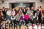 50 Rocks<br /> ----------<br /> Pat Deane,Castlegregory (seated centre) had a fab 50th birthday celebration in the Ballyroe Hts hotel on Wednesday Feb 11th last surrounded by family and friends from St John of Gods,Monavalley,Tralee.<br /> -------------------------------------------------------------------------