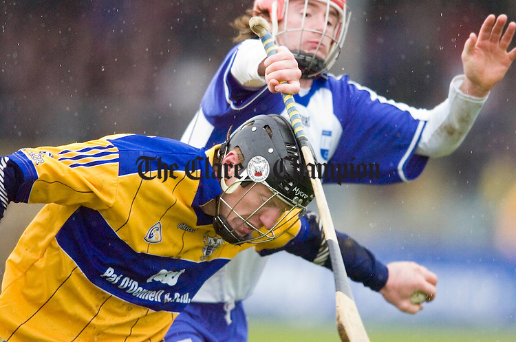 National Hurling League Clare v Waterford Round 3 at Cusack Park Ennis.