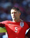 England's Gary Cahill in action during the FIFA World Cup Qualifying match at Hampden Park Stadium, Glasgow Picture date 10th June 2017. Picture credit should read: David Klein/Sportimage
