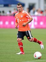FUSSBALL  1. BUNDESLIGA   SAISON  2012/2013  03.07.2012 Trainingsauftakt beim FC Bayern Muenchen  Xherdan Shaqiri