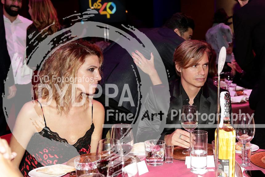 Laura Sanchez; Carlos Baute