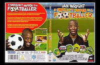 Ian Wright: It Shouldn't Happen   To a Footballer - DVD, cover & rear cover - Loftus Road, London W12 - 2nd August 2006