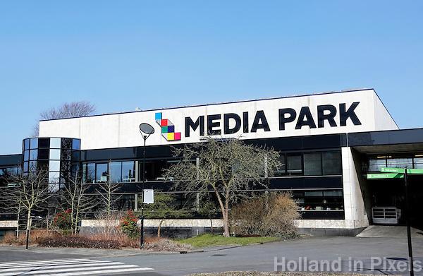 Nederland Hilversum 2016. Media Park. Foto Berlinda van Dam