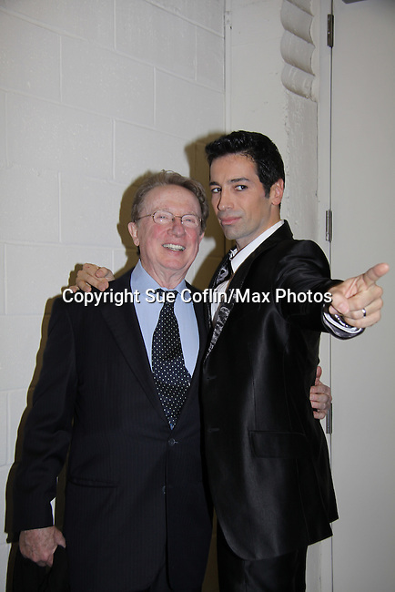 attend the opening night of Dracula on January 5, 2011 at the Little Shubert Theatre, New York City, New York and after party at Sardis. (Photo by Sue Coflin/Max Photos)
