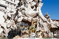 Roma 18/07/2018. Ruinart Champagne Piazza Navona. Rome 18th of July.<br /> Foto Samantha Zucchi Insidefoto<br /> Insidefoto for Corporate <br /> redazione@insidefoto.com