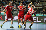 Schuch (28), Mocsai (6), Noddesbo (15) & Harsanyi (10). DENMARK vs HUNGARY: 28-26 - Quarterfinal.