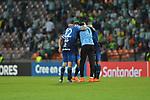 Atlético Nacional venció 1-0 (1-2) a Atlético Tucumán. Octavos de final Conmebol Libertadores 2018.