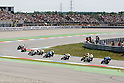 June 26, 2010 - Assen, Holland -  The MotoGP riders start from the grid for the race of the Dutch Moto GP on June 26, 2010 at Assen, Holland. (Photo Andrew Northcott/Nippon News)