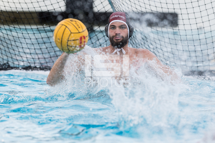 Stanford, CA;  Friday October 20, 2017;  Men's Water Polo vs Bucknell;  Final Score Stanford 11 Bucknell 3