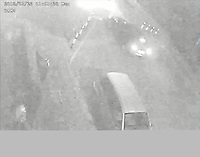 """Pictured: CCTV image released by South Wales Police showing dark Audi A3 is observed travelling Holmesdale Street<br /> Re: Earlier this week Christopher Griffiths and Awez Jamshaid were convicted of murdering Malaciah Thomas and Saif Shahzad was found guilty of manslaughter.<br /> A fourth man, Daniel Roberts, admitted murder partway through the trial.<br /> Today, all four were sentenced at Cardiff Crown Court:<br /> Daniel Roberts, Christopher Griffiths, and Awez Jamshaid, were all sentenced to life imprisonment.<br /> Roberts, 20, and Griffiths, 30, must serve a minimum of 25 years, while 19-year-old Jamshaid will serve at least 11 years.<br /> Shahzad, 19, was sentenced to 7 years 6 months in a Young Offenders Institution.<br /> Just before 2am on Monday, July 23 2018, officers were called to reports of a serious assault in the front garden of a house in Corporation Road, Grangetown.<br /> Malaciah Thomas 20, suffered multiple stab wounds and died at the scene.<br /> Speaking after the sentencing at Cardiff Crown Court, Senior Investigating Officer Detective Chief Inspector Gareth Morgan said: """"Malaciah Thomas was stabbed to death just two days before his 21st birthday and our thoughts are with his family and friends.<br />  """"This tragic case sadly highlights the devastating and far-reaching consequences of knife crime.<br />  """"Knife crime has risen across the UK and unfortunately we are not an exception to that.<br />  """"During the early hours of Monday, July 23rd 2018 four young men left an address in Roath and drove to Grangetown.<br />  """"Two of them were armed with knives - all four knew the objective was to attack Malaciah.<br />  """"Following a thorough investigation and trial at Cardiff Crown Court, they have been convicted and will spend a significant part of their lives in prison.<br />  """"The response from the community throughout our investigation was extremely positive and we thank those who have provided information, including CCTV, and showed great st"""