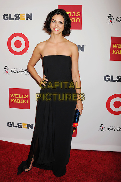 BEVERLY HILLS, CA- OCTOBER 17: Actress Morena Baccarin arrives at the 10th Annual GLSEN Respect Awards at the Regent Beverly Wilshire Hotel on October 17, 2014 in Beverly Hills, California.<br /> CAP/ROT/TM<br /> &copy;Tony Michaels/Roth Stock/Capital Pictures