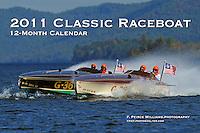 2011 Classic Raceboat Calendar