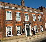 House of Thomas Gainsborough, Sudbury, Suffolk, England
