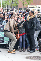 NOVA YORK, EUA, 22.10.2018 - GERARD-BUTLER - O ator e produtor escocês Gerard Butler é visto no bairro do Soho em Nova York nos Estados Unidos nesta segunda-feira, 22. (Foto: William Volcov/Brazil Photo Press)