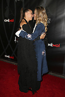 HOLLWOOD, CA - October 08: Donna Karan, Maria Bello, At 4th Annual CineFashion Film Awards At On El Capitan Theatre In California on October 08, 2017. <br /> CAP/MPI/FS<br /> &copy;FS/MPI/Capital Pictures
