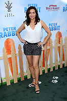 "LOS ANGELES - FEB 3:  Constance Marie at the ""Peter Rabbit"" Premiere at the Pacific Theaters at The Grove on February 3, 2018 in Los Angeles, CA"