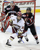 090307 - Northeastern at Boston College (senior night)