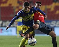 Clausura 2014 Union Española vs Everton
