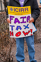Fair Tax Rally Chicago, Illinois 3-27-18